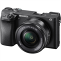 دوربین عکاسی Sony Alpha a6300 Mirrorless Digital Camera with 16-50mm Lens